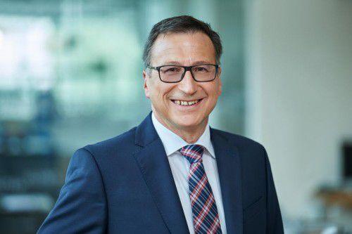 """illwerke vkw-Vorstand Mennel: """"Erweitern Engagement.""""FA"""