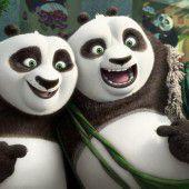 Panda Po ist wieder zurück
