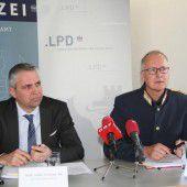Polizei verzeichnet deutlichen Rückgang bei Strafanzeigen