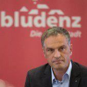 Mario Leiter kritisiert Koalition in Bludenz