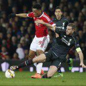 Liverpool Sieger in der Schlacht um England