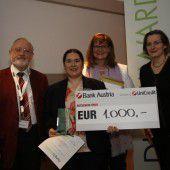 Preis für Tracheostoma-Ambulanz in Feldkirch