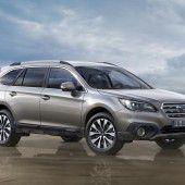 Mehr Fahrhilfen bei Subaru