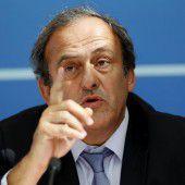Platini beruft beim CAS gegen seine Strafe