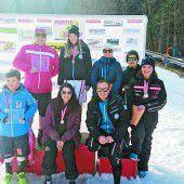 Sieben Mal Gold für die Vorarlberger Firngleiter