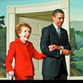 Nancy Reagan (94) gestorben