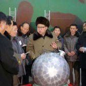 Nordkorea droht mit Atomsprengköpfen