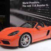 Neuer Name für den Kleinen von Porsche