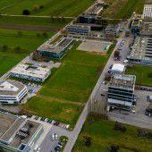 Ein Millenniumsquartier mit See, Park und Kultur