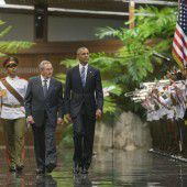 Obama ermuntert Castro zu Reformen