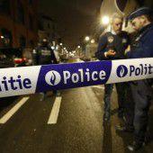 Verhaftungswelle in Brüssel