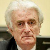 40 Jahre Haft für Karadzic