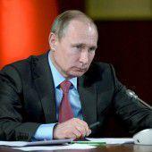 Putin ordnet Abzug russischer Truppen an
