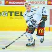 Ulmer mit Tiki-Taka-Tor für den HC Lugano