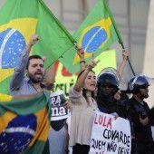 Richter legt Veto gegen Lulas Ernennung ein