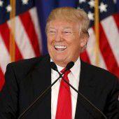 Trump fährt bei Vorwahlen einen Dreifacherfolg ein