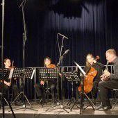 Ensemble Plus auf Falkenhorst