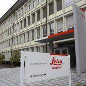 Leica Heerbrugg macht Schritt nach Vorarlberg