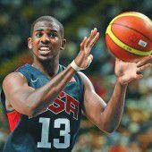 USA muss in Rio ohne Chris Paul auskommen