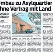 Asylquartier in Klarenbrunn ist fix