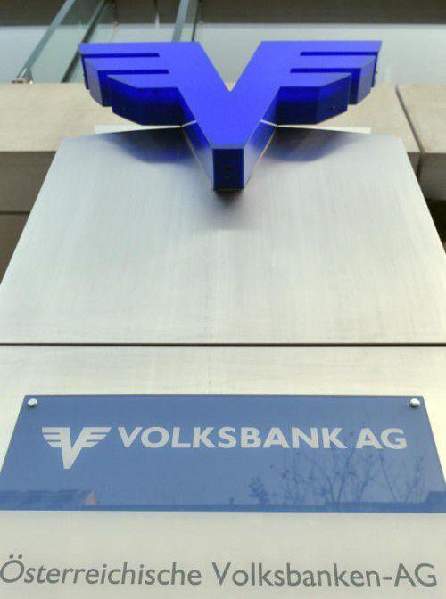 Volksbank Vorarlberg mit Riesenschaden in der Schweiz.