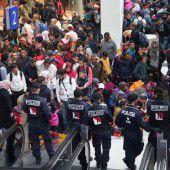 Keine Kriminalitätssteigerung durch Flüchtlinge in Vorarlberg
