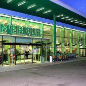 Geheimnis um Pläne für Merkur-Markt