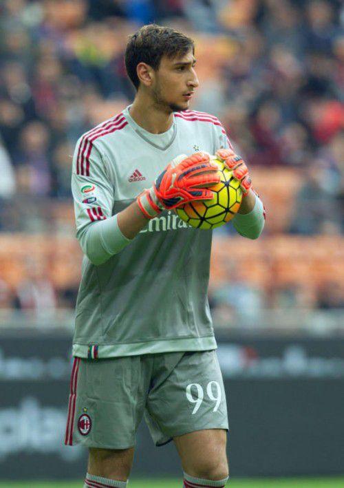 Wird vom FC Chelsea umworben: Gianluigi Donnarumma.
