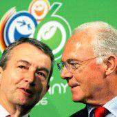 WM-Affäre: Beckenbauer und Niersbach belastet