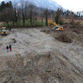 Reger Wohnungsbau in Gisingen: Feldkirchs Wohnzimmer wächst