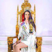 Für die Wahl zur Miss Austria qualifiziert