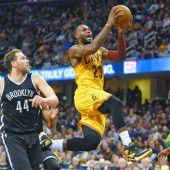 James auf Rang zwölf in der NBA-Scorerliste