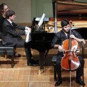Gemeinsam sind die beiden Musiker erneut unschlagbar