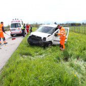 A 14: Unfälle am laufenden Band