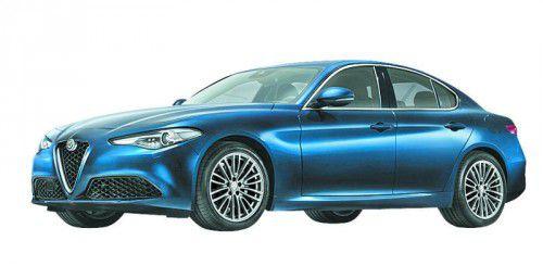 Alfa-Chef Harald Wester hat ehrgeizige Ziele: Die Giulia soll jährlich 100.000 Käufer weltweit finden.