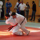 Hohenemser Judokas räumten kräftig ab