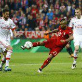 Kein Ruhepolster für die Bayern