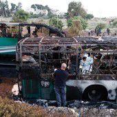 21 Verletzte bei Explosion in Israel