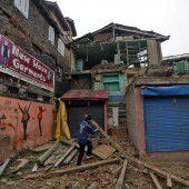 Sechs Tote nach Erdbeben