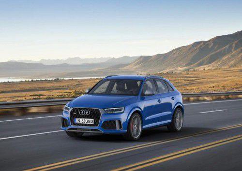 Audi Q3: Die Leistungsbandbreite des Ingolstädters reicht mit dem neuen RS Performance nun von 120 bis zu 367 PS.