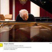 Meisterkonzert mit Grigory Sokolov