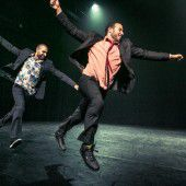 Zeitgenössisches Tanzspektakel