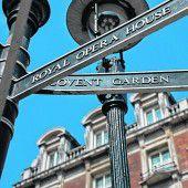 Opernhaus in Covent Garden