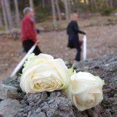 Gedenkgottesdienst für Absturz-Opfer