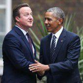 Obama warnt Briten vor Brexit