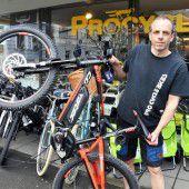 Fahrräder individuell nach Maß