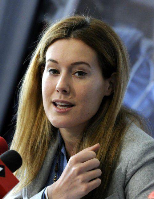 Claudia Gamon sitzt seit Oktober 2015 im Nationalrat.
