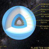 Forscher simulieren Form von Planet 9