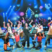 Ein Musical mit mehr als 20 Welthits