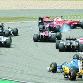 Vettels Problem mit dem Torpedo